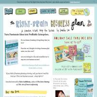 Right Brain Business Plan image